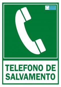Telefono de salvamento