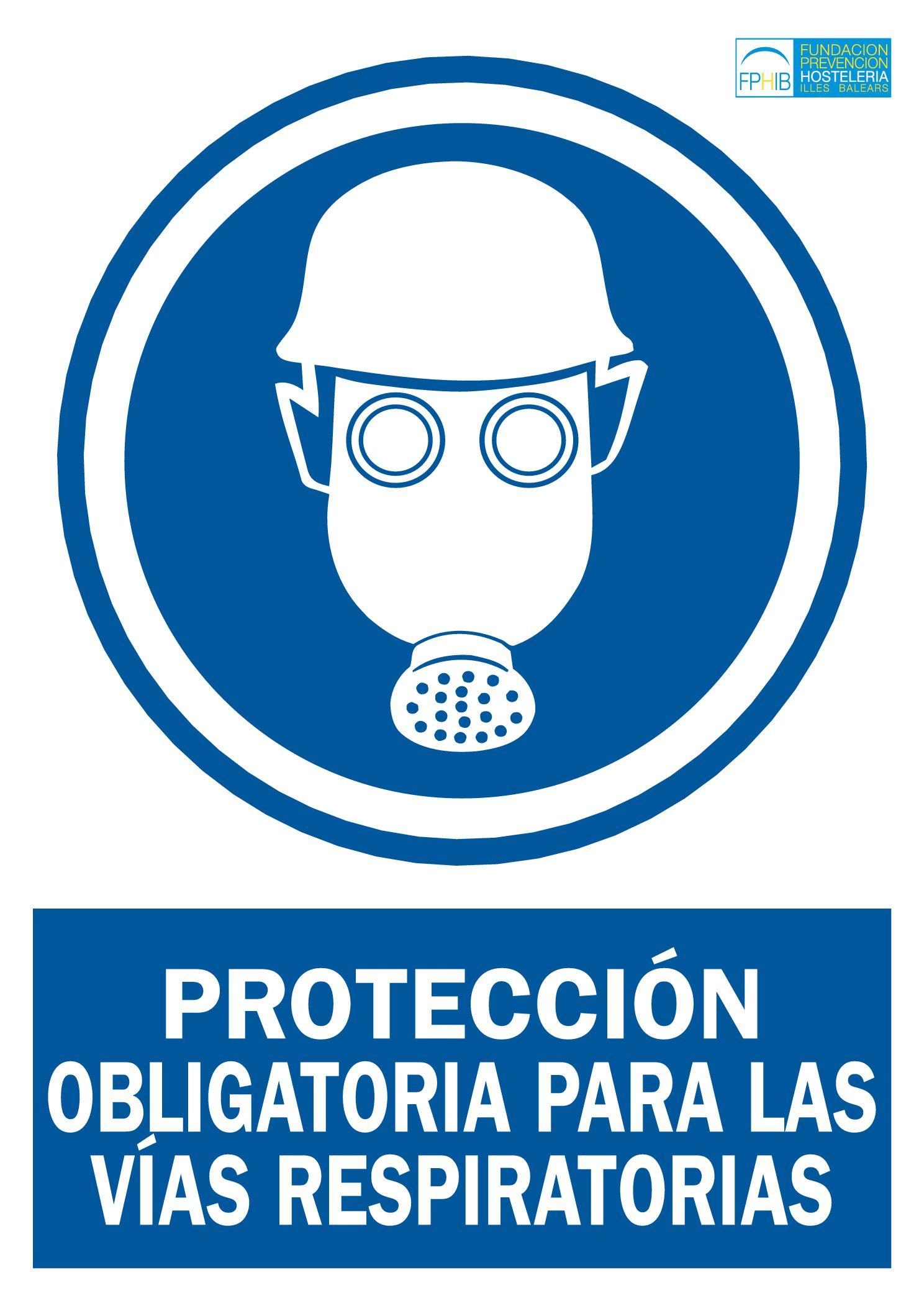 Obligacion proteccion vías respiratorias